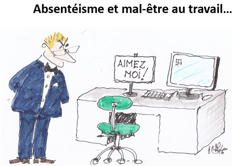 absenteisme et performance